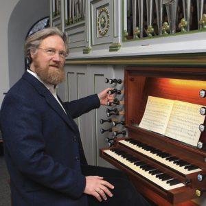 Kai Krakenberg, organist