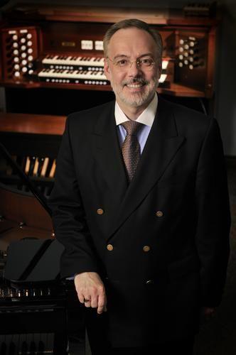 William Maddox, organist